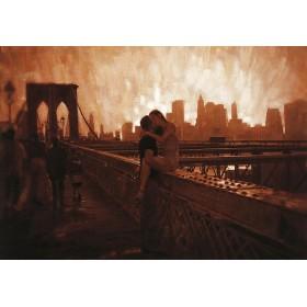 Νέα Υόρκη  - Το Φιλί