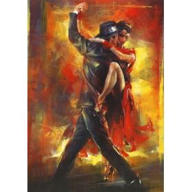 Χορός Tango 1