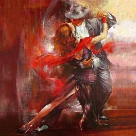 Χορός Tango 2