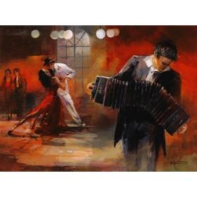 Μπάρ - Χορός Τάνγκο 1