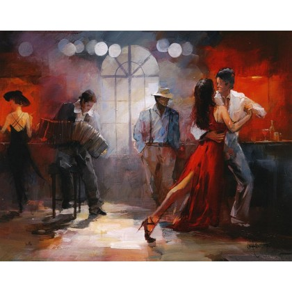 Μπάρ - Χορός Τάνγκο 2