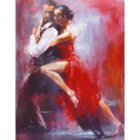 Χορός Tango 3