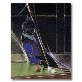 ΜΠΙΛΙΑΡΔΟ - 40x50 cm