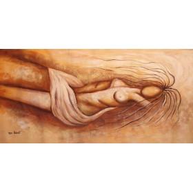 Τεο Πασκάλ - Γυμνό 4 - 50x120 cm (ΧΩΡΙΣ ΤΕΛΑΡΟ)