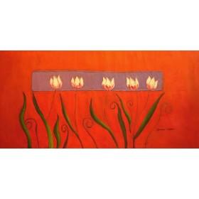 Νικολάι Σολακόφ - Χαρούμενη σειρά 1 - 50x120 cm (ΧΩΡΙΣ ΤΕΛΑΡΟ)