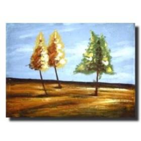 Πάκο - Δύο και ένα Δέντρα - 70x100 cm (ΧΩΡΙΣ ΤΕΛΑΡΟ)