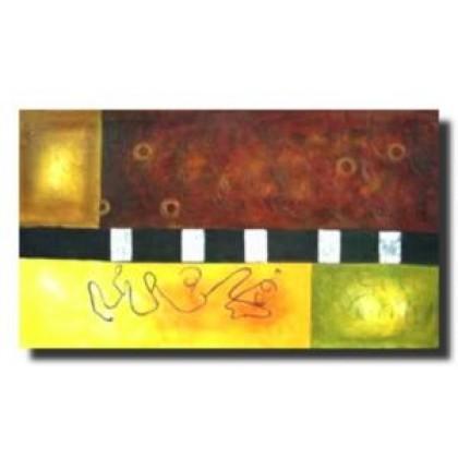 Ίαν Γκρίν - Σύνθεση Πιάνου 2 - 70x140 cm (ME ΤΕΛΑΡΟ)