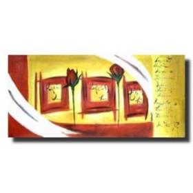 Αλεχάντρο - Κόκκινα Γράμματα - 50x120 cm (ΧΩΡΙΣ ΤΕΛΑΡΟ)