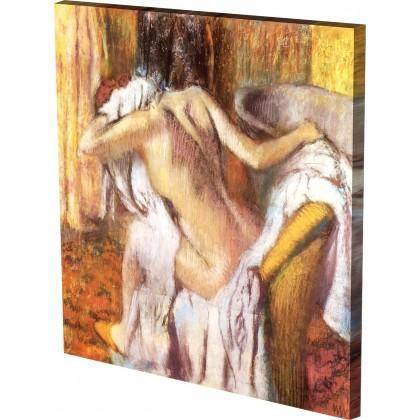 Ντεγκά - Γυναίκα μετά το Μπάνιο