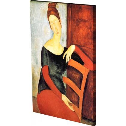 Μοντιλιάνι - Ζαν Γυναίκα του Καλ
