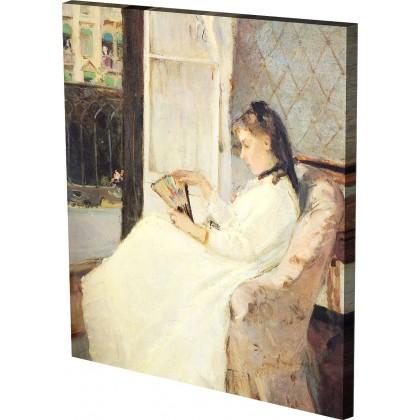 Μορισό - Η Αδελφή του Καλλιτέχνη