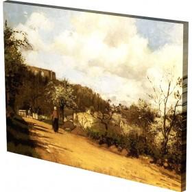 Πισαρό - Θέα από τη Λουβεσιέν