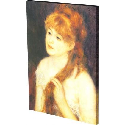 Ρενουάρ - Νεαρή Γυναίκα