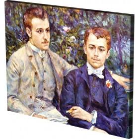 ΡΕΝΟΥΑΡ-CHARLES AND GEORGES DU