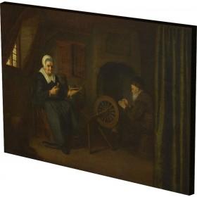 Abraham de Pape - Tobit and An
