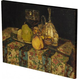 Adolphe Monticelli - Still Lif