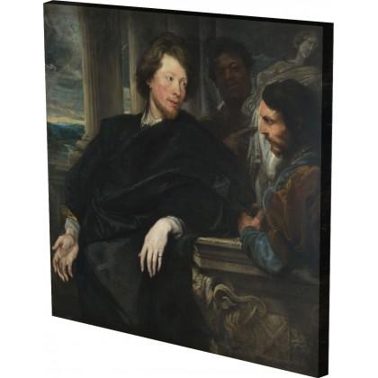 Anthony van Dyck - Portrait of
