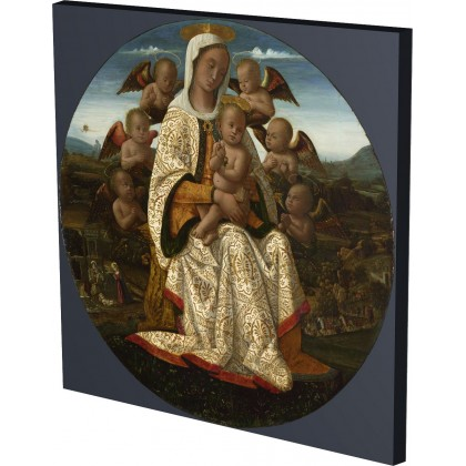 Bernardino Fungai - The Virgin