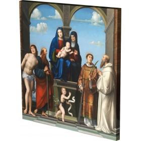 Francesco Francia - The Virgin