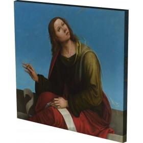 Lorenzo Costa - Saint John the