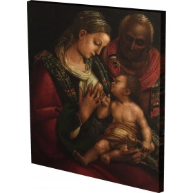 Luca Signorelli - The Holy Fam