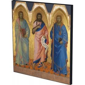 Nardo di Cione - Three Saints