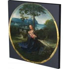 Netherlandish - The Virgin and