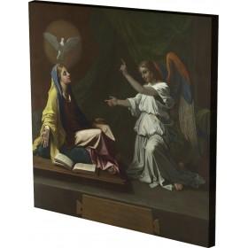 Nicolas Poussin - The Annuncia