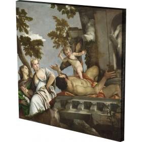 Paolo Veronese - Scorn