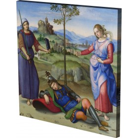Raphael - An Allegory (Vision