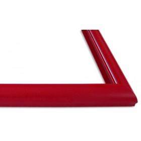 Κορνίζα αλουμινίου - D91-K (Κόκκινο)