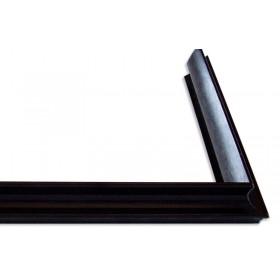 Κορνίζα αλουμινίου - D93-M (Μαύρο)