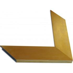 Κορνίζα Χρυσή πάχους 7,3cm