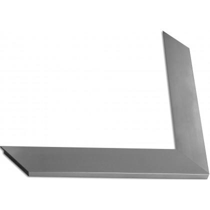 Κορνίζα Ασημί πάχους 4,2cm