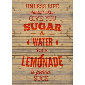 Η Λεμονάδα της ζωης