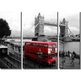 Λονδίνο - κόκκινο λεωφορείο