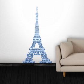 Πύργος Eiffel - Γράμματα
