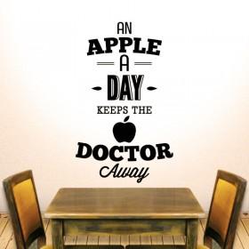 Ένα μήλο την ημέρα..!!