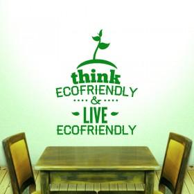 Σκέψου Οικολογικά!