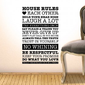 Κανόνες για το Σπίτι
