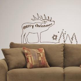 Τάρανδος Χριστουγέννων