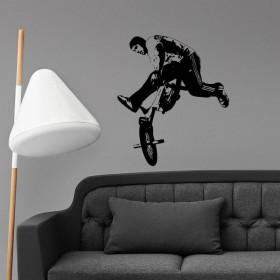 Ποδηλάτης - Freestyle BMX 1