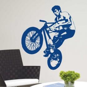Ποδηλάτης - Freestyle BMX 2