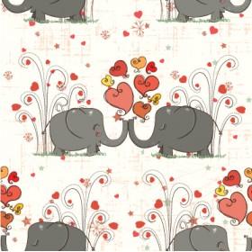 Ερωτευμένα Ελεφαντάκια