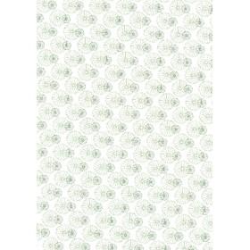 Λουλούδια Πράσινα - Κυκλικά