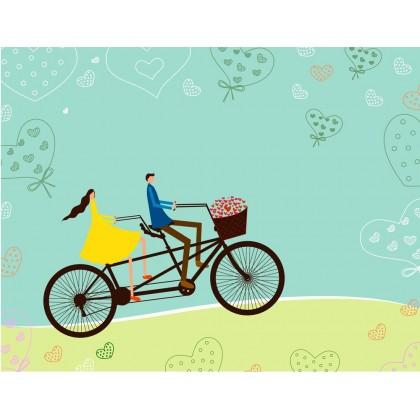 Ποδήλατο Ερωτευμένων