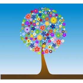 Δέντρο-Floral