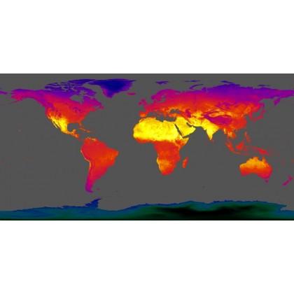 Χάρτης Θερμοκρασιών
