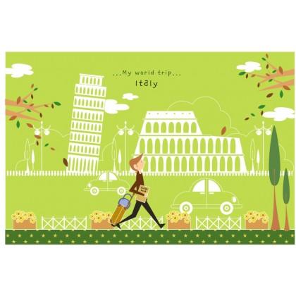 Ένα ταξίδι στη Ιταλία